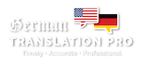 German Translation Pro